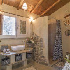 Отель Casale Dei Poeti Ареццо ванная