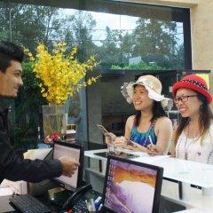 Отель Georgetown Hotel Малайзия, Пенанг - отзывы, цены и фото номеров - забронировать отель Georgetown Hotel онлайн гостиничный бар