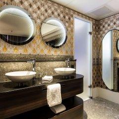 Отель Hampshire Hotel - Amsterdam American Нидерланды, Амстердам - 4 отзыва об отеле, цены и фото номеров - забронировать отель Hampshire Hotel - Amsterdam American онлайн ванная