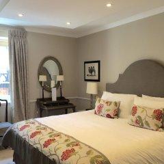 Отель Roof Garden Rooms Лондон комната для гостей фото 5