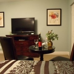 Отель The Mount Vernon Inn удобства в номере фото 2