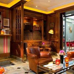 Отель Best Western Premier Trocadero La Tour Париж гостиничный бар