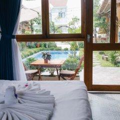 Отель La Belle Anbang Homestay Хойан балкон
