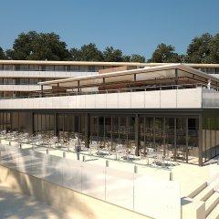 Отель Aparthotel Comtat Sant Jordi спортивное сооружение