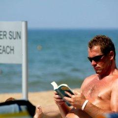 Seher Sun Beach Турция, Сиде - отзывы, цены и фото номеров - забронировать отель Seher Sun Beach - All Inclusive онлайн приотельная территория