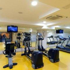 Гостиница Shakhtar Plaza фитнесс-зал