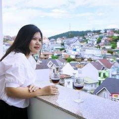 Minh Chien Hotel Далат питание