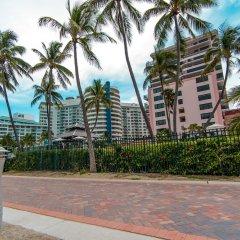 Отель The Alexander Miami Beach спортивное сооружение