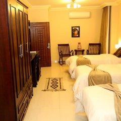 Отель Saint John Hotel Иордания, Мадаба - отзывы, цены и фото номеров - забронировать отель Saint John Hotel онлайн комната для гостей фото 2