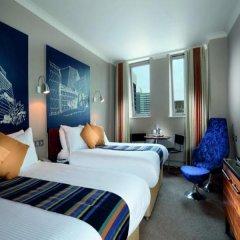 Townhouse Hotel Manchester 4* Стандартный номер с различными типами кроватей фото 2