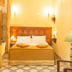 Отель Dar El Kébira Марокко, Рабат - отзывы, цены и фото номеров - забронировать отель Dar El Kébira онлайн комната для гостей фото 4