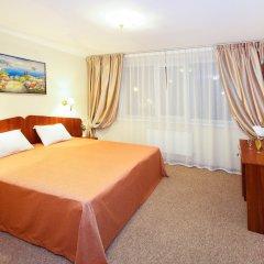 Гостиница Черное море комната для гостей фото 10