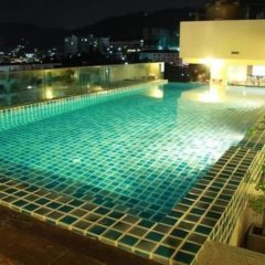 Отель Nida Rooms Patong 188 Phang бассейн