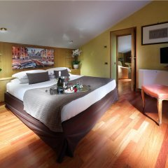 Exe Hotel Della Torre Argentina Рим в номере