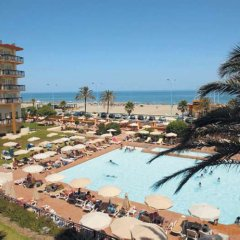 Отель Riu Belplaya - All Inclusive пляж