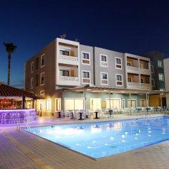 Kefalos - Damon Hotel Apartments Пафос бассейн