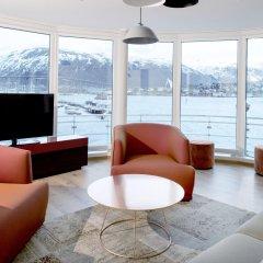 Отель Scandic Ishavshotel Норвегия, Тромсе - отзывы, цены и фото номеров - забронировать отель Scandic Ishavshotel онлайн комната для гостей фото 3