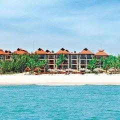 Отель Secret Garden Villas-Furama Beach Danang пляж