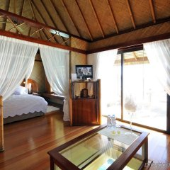 Отель InterContinental Le Moana Resort Bora Bora, an IHG Hotel Французская Полинезия, Бора-Бора - отзывы, цены и фото номеров - забронировать отель InterContinental Le Moana Resort Bora Bora, an IHG Hotel онлайн комната для гостей фото 3
