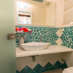 Отель Paravia Suite Италия, Флоренция - отзывы, цены и фото номеров - забронировать отель Paravia Suite онлайн ванная