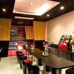 Отель Glitz Бангкок питание