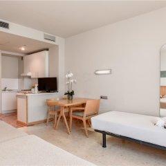 Отель Apartahotel Exe Campus San Mamés Испания, Леон - отзывы, цены и фото номеров - забронировать отель Apartahotel Exe Campus San Mamés онлайн комната для гостей фото 4