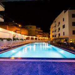 Апарт- Tuntas Suites Altinkum Турция, Алтинкум - отзывы, цены и фото номеров - забронировать отель Апарт-Отель Tuntas Suites Altinkum онлайн бассейн