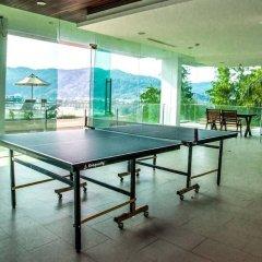 Отель Q Residence пляж Ката спортивное сооружение