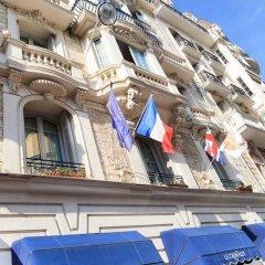 Отель Hôtel Le Grimaldi by Happyculture Франция, Ницца - 6 отзывов об отеле, цены и фото номеров - забронировать отель Hôtel Le Grimaldi by Happyculture онлайн спортивное сооружение
