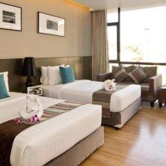 Отель At Mind Exclusive Pattaya комната для гостей фото 3