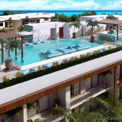 Отель The Palm At Playa Плая-дель-Кармен бассейн фото 2