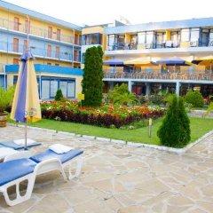 Отель Azurro Болгария, Солнечный берег - отзывы, цены и фото номеров - забронировать отель Azurro онлайн пляж