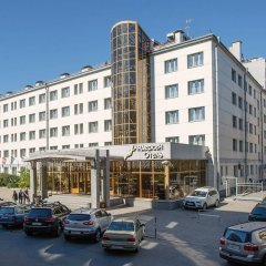 Андерсен отель парковка