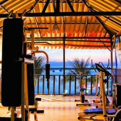 Отель Lanta Palace Resort And Beach Club Таиланд, Ланта - 1 отзыв об отеле, цены и фото номеров - забронировать отель Lanta Palace Resort And Beach Club онлайн фитнесс-зал
