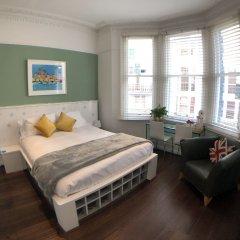 Отель Nineteen Великобритания, Кемптаун - отзывы, цены и фото номеров - забронировать отель Nineteen онлайн комната для гостей
