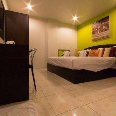 Отель Cool Sea House сейф в номере