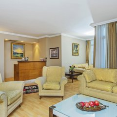 Grand Oztanik Hotel Istanbul комната для гостей фото 5
