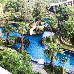 Отель Riviera Wongamat Condo By Favstay Паттайя бассейн фото 3