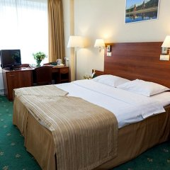 Гостиница Максима Панорама 3* Стандартный номер с двуспальной кроватью фото 2