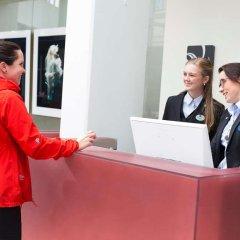 Отель Quality Hotel Edvard Grieg Норвегия, Берген - отзывы, цены и фото номеров - забронировать отель Quality Hotel Edvard Grieg онлайн интерьер отеля фото 3