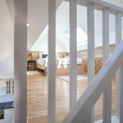 Отель Sweet Inn Apartments - Ste Catherine Бельгия, Брюссель - отзывы, цены и фото номеров - забронировать отель Sweet Inn Apartments - Ste Catherine онлайн балкон