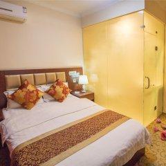 Отель Hongye Hotel Xi'an Xianyang Airport Китай, Сяньян - отзывы, цены и фото номеров - забронировать отель Hongye Hotel Xi'an Xianyang Airport онлайн комната для гостей фото 2