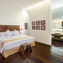 Отель de Cortés Мексика, Уаска-де-Окампо - отзывы, цены и фото номеров - забронировать отель de Cortés онлайн комната для гостей фото 4