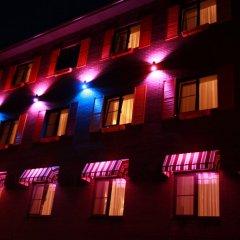Гостиница Villa Diana в Краснодаре 6 отзывов об отеле, цены и фото номеров - забронировать гостиницу Villa Diana онлайн Краснодар вид на фасад фото 2