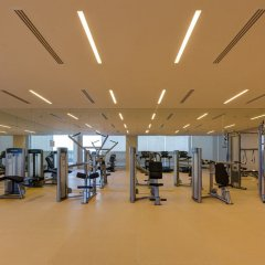 Отель Rosh Rayhaan by Rotana фитнесс-зал фото 3