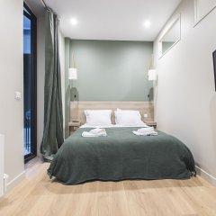 Апартаменты Luxury Apartment In Paris - République Париж комната для гостей фото 5