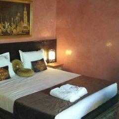 Отель Riad La Porte Du Bouregreg комната для гостей фото 4