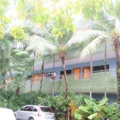 PJ Phuket Town Hotel парковка