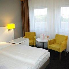 astral Inn Hotel Leipzig комната для гостей фото 3