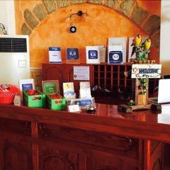 Отель PAPAGALOS Ситония гостиничный бар